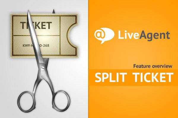 Feature overview: Split ticket