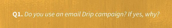 Case Study: How Buffer, BigCommerce, Highrise, BuzzSumo & Others Use Email Drip Campaigns