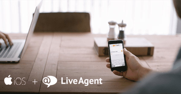 featured image LiveAgent iOS Mobile App Update 2.2