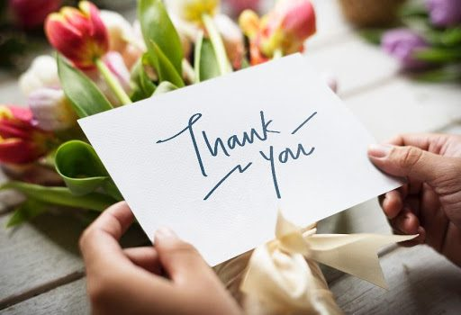 How to write a thank you letter that your customers will appreciate