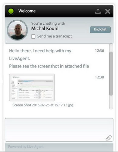 Real-time Chat