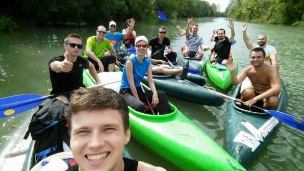team liveagent strikes again on water title