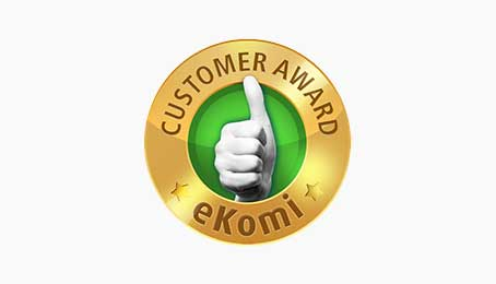 eKomi golden award
