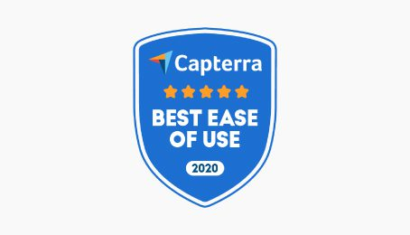 capterra best ease of use march 2020