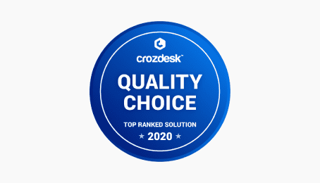 crozdesk quality chocie top ranked solution