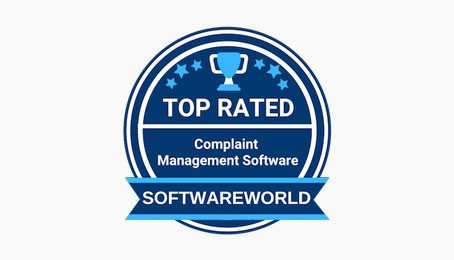 softwareworld complaint software badge