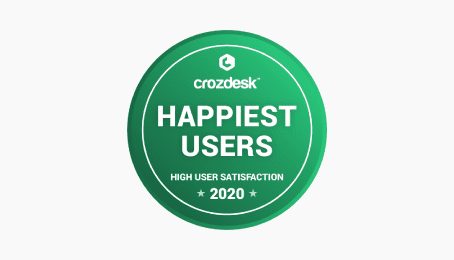 crozdesk happiest users la 2020