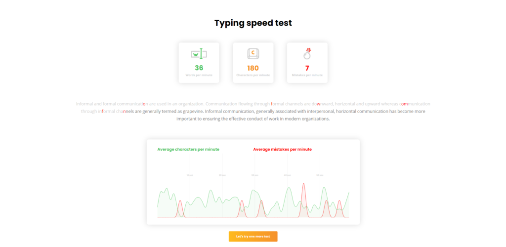 LiveAgent releases free in-browser typing test