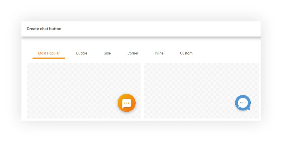 Chat-button-gallery-LiveAgent