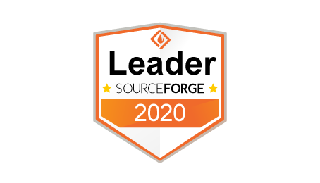 liveagent sourceforge leader badge