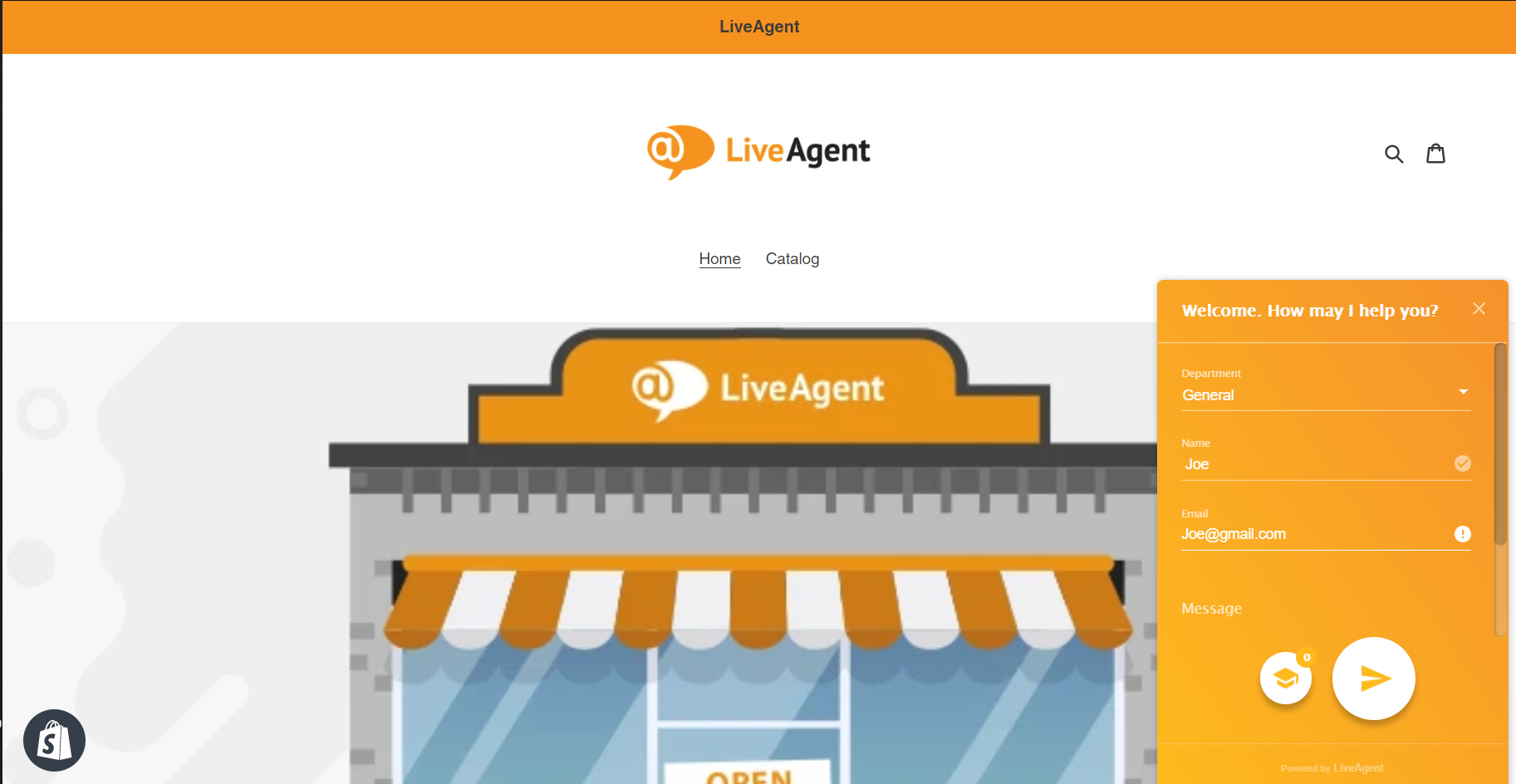 Best Live Chat For Shopify Stores